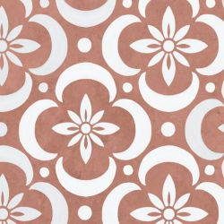 secret garden garden tiles saffron