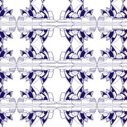 city lines sydney opera large violet white