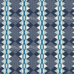 the natural jungle spicy textile indigo tones