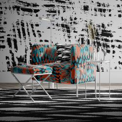 abstract modern concept rug upholstery wallpaper