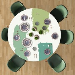 abstract modern concept tabletop