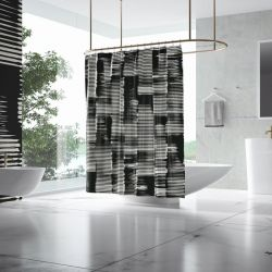 indigo embelishments concept shower curatin wallpaper