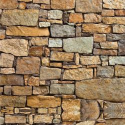 castle wall left panel a of b 127cm wide x 300cm high