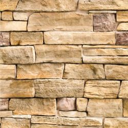 Natural Stone Left Panel  AofB  127cm wide x 300cm high