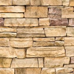 Natural Stone Right Panel  BofB  127cm wide x 300cm high