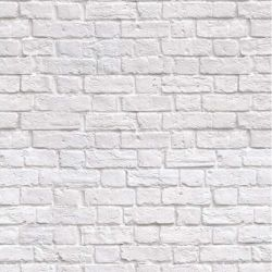 white brick right panel b of b 127cm wide x 300cm high