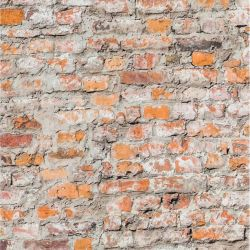 worn wall left panel a of b 127cm wide x 300cm high