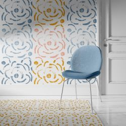 artisanal concept wallpaper rug and carpet