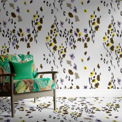 jungle fever concept carpet wallpaper and upholstery