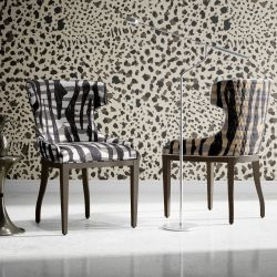 wild thing concept wallpaper and upholstery