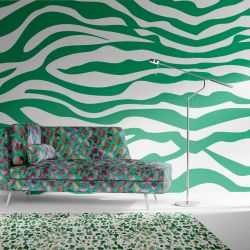 wild thing concept wallpaper upholstery and rug