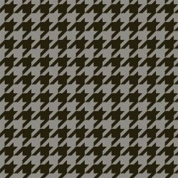 back to basics houndstooth small black