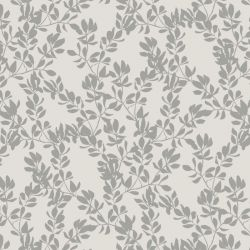 audreys garden grey gum leaves off white