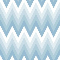 oversized chevron  belle sky
