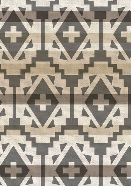tribal aztec twilight light