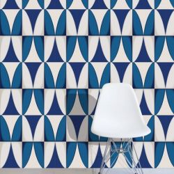 ceramico elliptical blue
