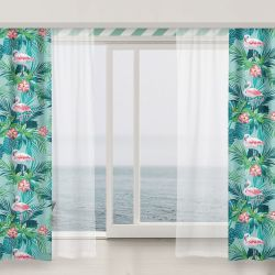 animal planet concept curtain