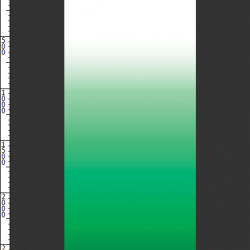 ombre regalgreen panel 2800mmhigh x 12700mmwide