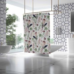 cotswold manor concept bathroom curtain wallpaper