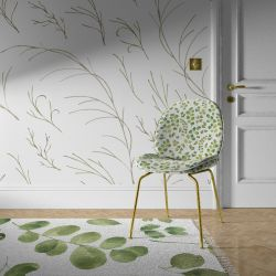 greenhouse concept upholstery rug wallpaper