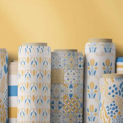 austral dreams fabric rolls