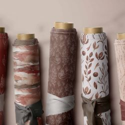 autumn aspects fabric rolls