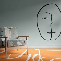 face to face concept carpet upholstery wallpaper
