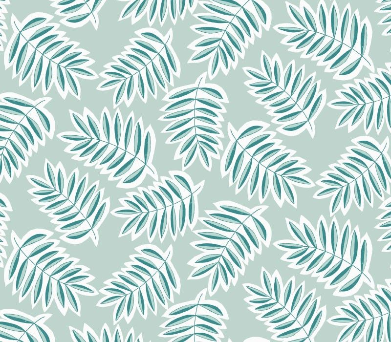 coastal dancing palms mint