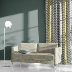 like a stripe concept upholstery curtain