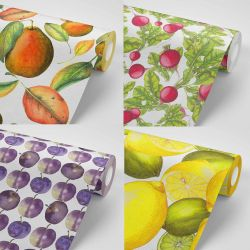 fruit veg concept wallpaper rolls