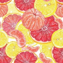 fruit veg grapefruit segment