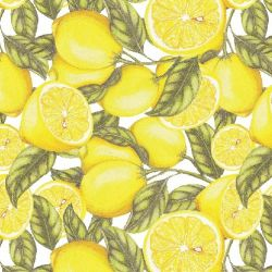 fruit veg lemon leaf