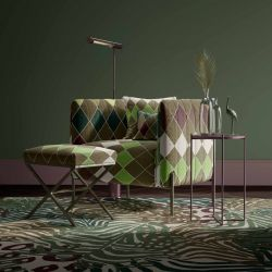 the natural jungle concept upholstery rug