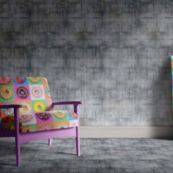 concrete walls concept dice crete wallpaper carpet
