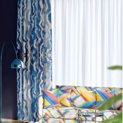 modern abstract concept curtain upholstery rug