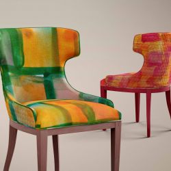 watercolour concept upholstery chairs