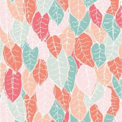 antheia heirloom quilt largescale coralreef