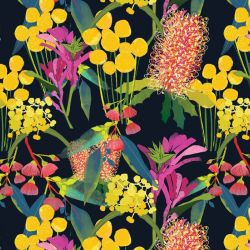 australian botanical bright bush original