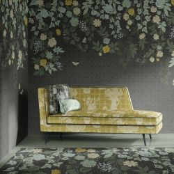 hamptons weekend concept rug wallpaper upholstery
