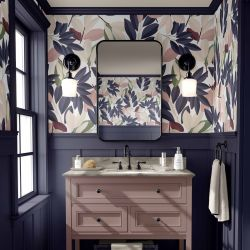 cotwold manor concept bathroom wallpaper