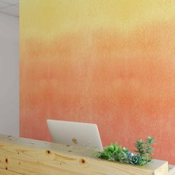 painterly concept wallpaper reception