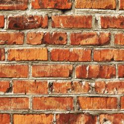 brick walls burnt brick
