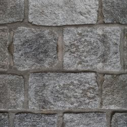 brick walls grey stone
