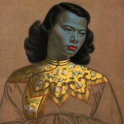 tretchikoff chinese girl