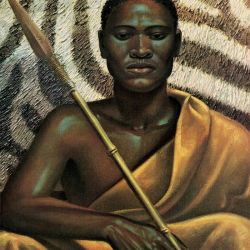 tretchikoff xhosa warrior