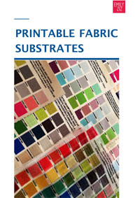 EZ Fabric Substrates lookbook cover